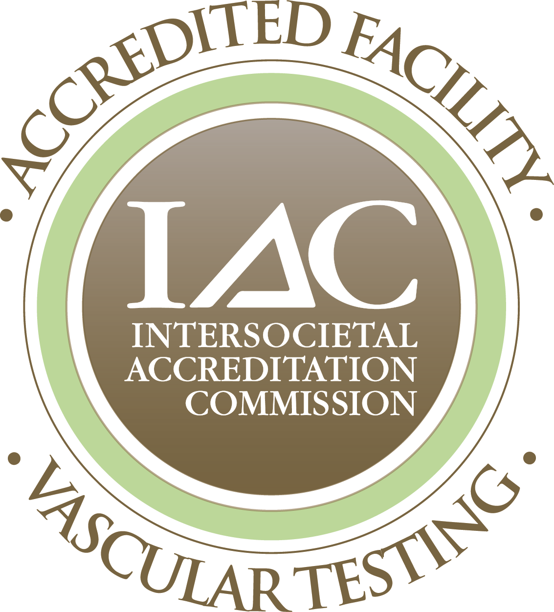 IAC Accredited Vascular Testing Facility